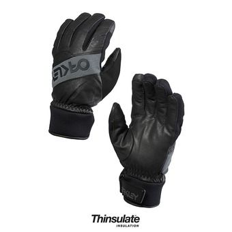 Gants de ski homme FACTORY WINTER 2 jet black