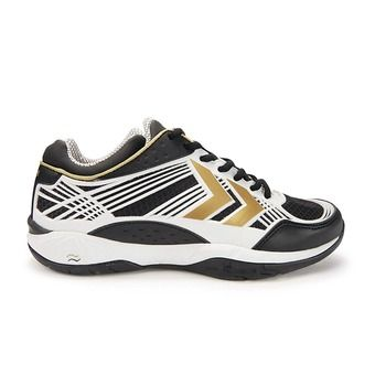 Chaussures handball homme TROPHY Z8 noir/or