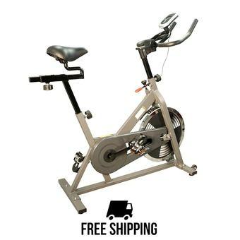 Vélo d'appartement 13kg LINE 600