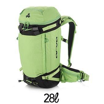 Mochila FREERANDO 28L green/black