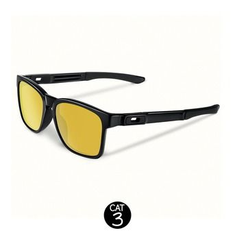 Lunettes CATALYST polished black/24k iridium®