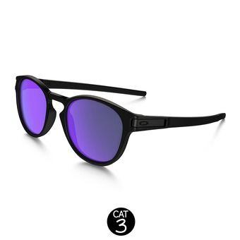 Lunettes LATCH matte black/violet iridium®
