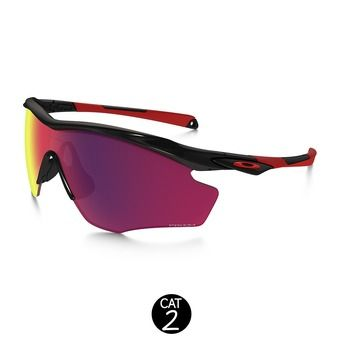 Lunettes M2 FRAME XL polished black/prizm road