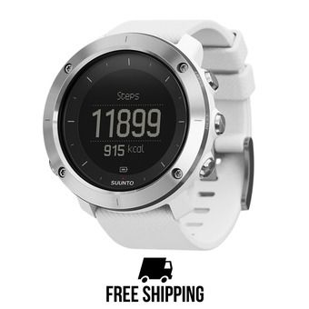 Montre TRAVERSE GPS white