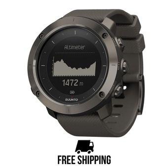 Reloj TRAVERSE GPS grafito