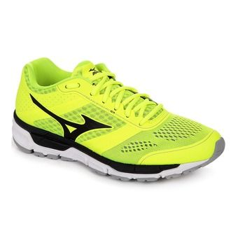 Zapatillas de running hombre SYNCHRO MX safety yellow/black/silver