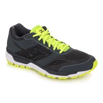 Chaussures running homme SYNCHRO MX dark shadow/black/safety yellow