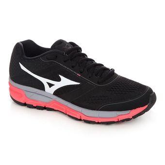 Chaussures running femme SYNCHRO MX black/white/diva pink