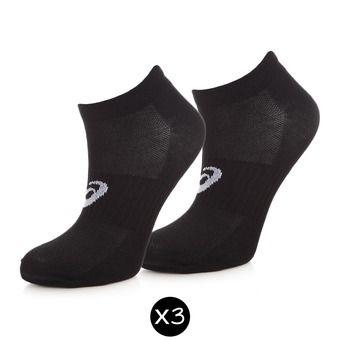 Lot de 3 paires de chaussettes 3PPK PED black