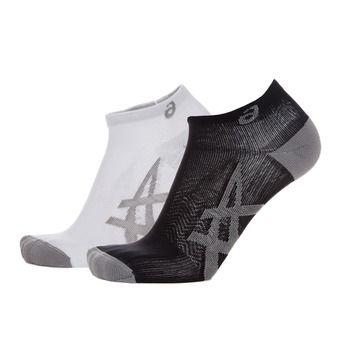 Pack de 2 pares de calcetines 2PPK LIGHTWEIGHT real white