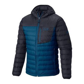Doudoune à capuche homme DYNOTHERM™ phoenix blue/hardwear navy