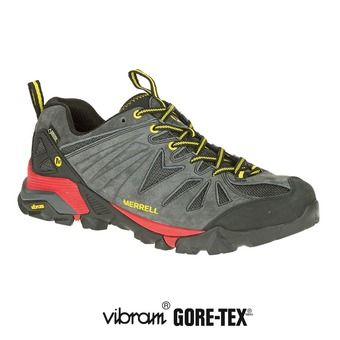 Zapatillas de senderismo hombre CAPRA GTX® granite