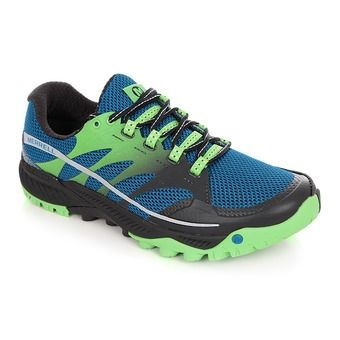 Chaussures trail homme ALL OUT CHARGE blue dusk