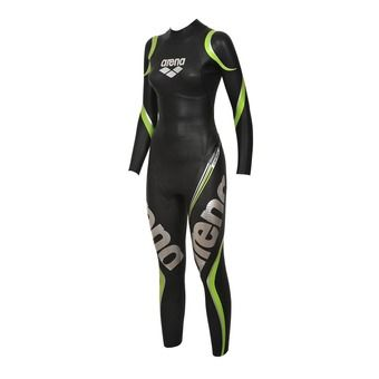 Traje mujer TRIWETSUIT CARBON black