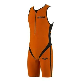 Combinaison trifonction homme TRI POLY C orange/black/orange
