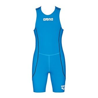 Combinaison trifonction homme TRISUIT ST REAR ZIP brillant blue