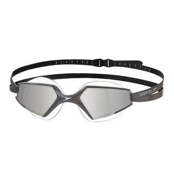Gafas de natación AQUAPULSE MAX MIRROR 2 black/silver
