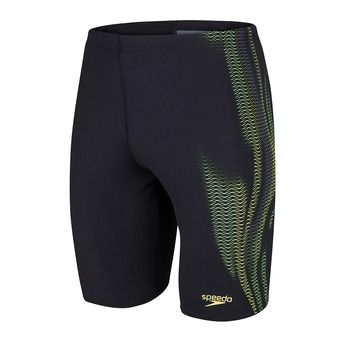 Jammer homme LZR PLACEMENT black/fluo green/fluo yellow