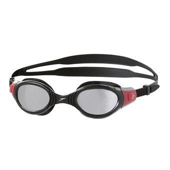 Lunettes de natation FUTURA BIOFUSE MIRROR black/red