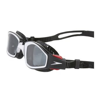 Masque de natation FUTURA BIOFUSE PRO black/smoke polarisés