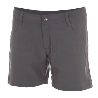 Short mujer HAPPY HIKE forge grey