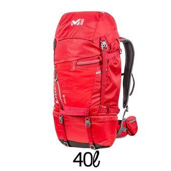 Sac à dos all-mountain 40L UBIC deep red