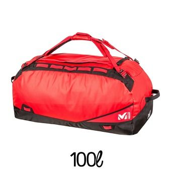 Sac d'expédition 100L VERTIGO red