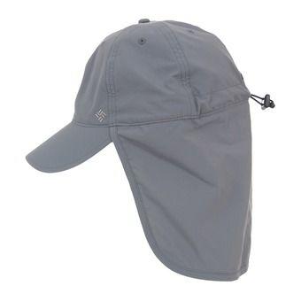Gorra sahariana SCHOONER BANK™ III grey ash