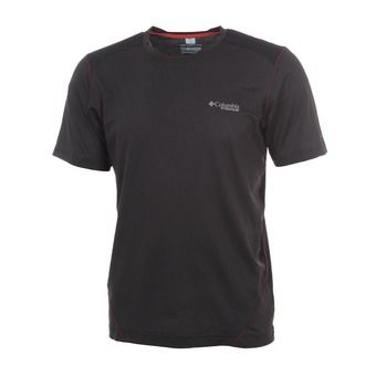 Camiseta hombre TITAN ICE black heather