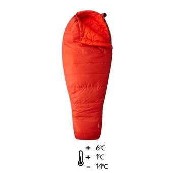 Sac de couchage +6°/-14°C LAMINA™ Z SPARK flame