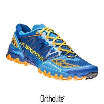 Chaussures de trail homme BUSHIDO blue/papaya
