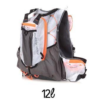 Mochila de hidratación 12L ULTRA VEST OLMO white/orange