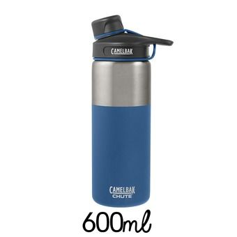 Gourde 600ml CHUTE VACUUM INSULATED pacific