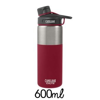 Botellín 600ml CHUTE VACUUM INSULATED brick