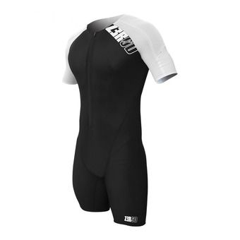 Tritraje hombre TT SUIT ULTIMATE black/white