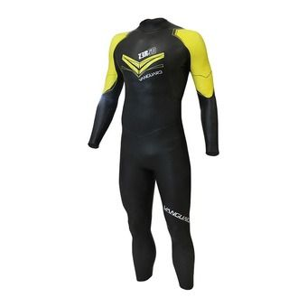 Combinaison triathlon homme VANGUARD black