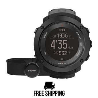 Montre AMBIT3 VERTICAL GPS HR black