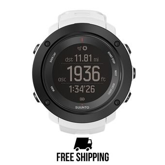 Montre AMBIT3 VERTICAL GPS white