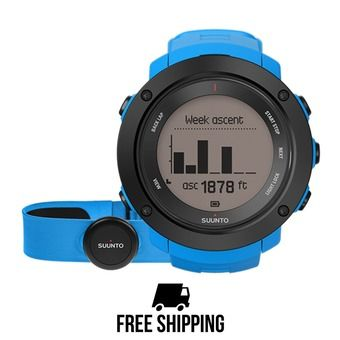 Montre AMBIT3 VERTICAL GPS HR blue