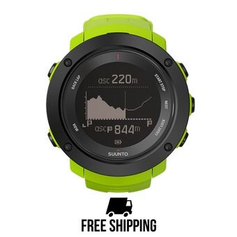Montre AMBIT3 VERTICAL GPS lime