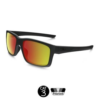 Gafas de sol polarizadas MAINLINK matte black /ruby iridium®