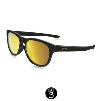 Gafas de sol STRINGER polished black / 24K iridium