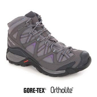 Chaussures randonnée femme MEZARI MID GTX®dturkey/atob/rain purple