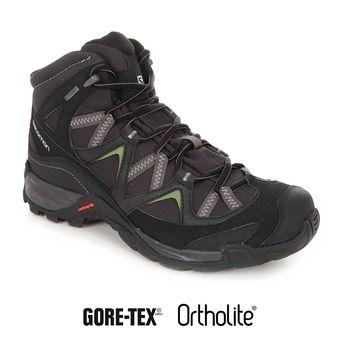 Chaussures randonnée homme MEZARI MID GTX®asphalt/black/genepi