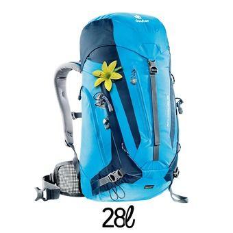 Sac à dos femme ACT TRAIL 28 SL turquoise/bleu nuit