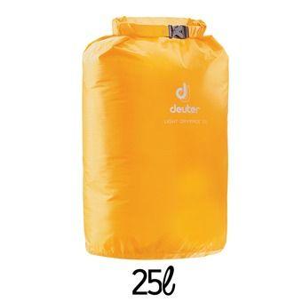 Bolsa 25 L LIGHT DRYPACK amarillo