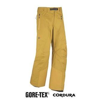 Pantalón de esquí hombre COSMIC COULOIR tobacco