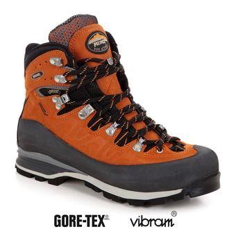 Zapatillas de senderismo hombre AIR REVOLUTION 3.5 naranja/negro