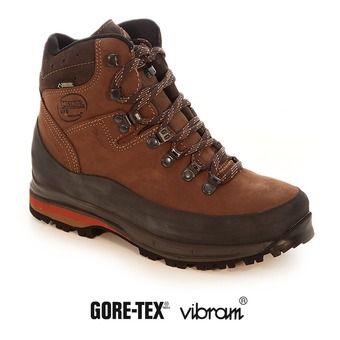 Zapatillas de senderismo mujer VAKUUM GTX marrón