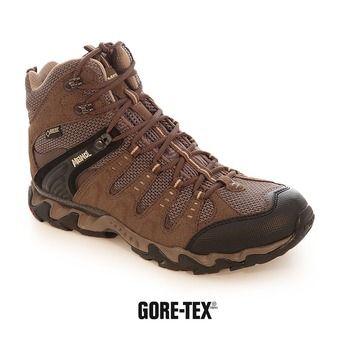 Zapatillas de senderismo mujer RESPOND MID GTX marrón/natural
